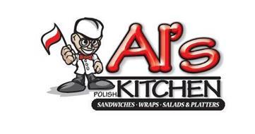 AL'S POLISH KITCHEN SANDWICHES WRAPS SALADS & PLATTERS