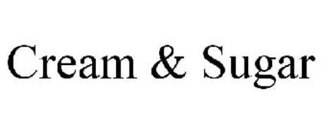 CREAM & SUGAR