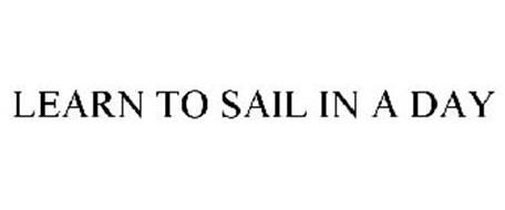LEARN TO SAIL IN A DAY