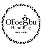 OFOEGBU HAND BAGS MADE IN USA