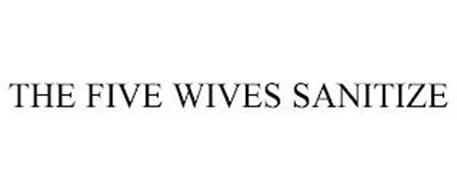 THE FIVE WIVES SANITIZE