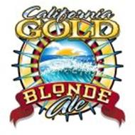 CALIFORNIA GOLD BLONDE ALE
