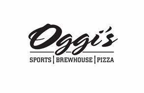 OGGI'S SPORTS BREWHOUSE PIZZA