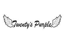 TWENTY'S PURPLE