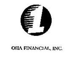 1 OHA FINANCIAL, INC.