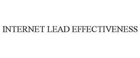 INTERNET LEAD EFFECTIVENESS