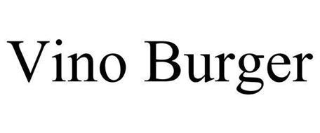 VINO BURGER