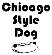 CHICAGO STYLE DOG