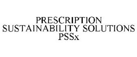 PRESCRIPTION SUSTAINABILITY SOLUTIONS PSSX