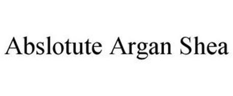 ABSLOTUTE ARGAN SHEA