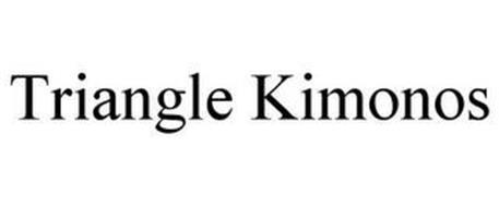 TRIANGLE KIMONOS