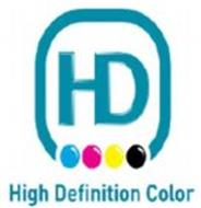 HD HIGH DEFINITION COLOR