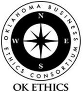 OKLAHOMA BUSINESS ETHICS CONSORTIUM OK ETHICS NSEW
