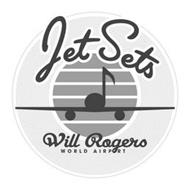 JET SETS WILL ROGERS WORLD AIRPORT