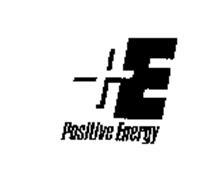 + E POSITIVE ENERGY