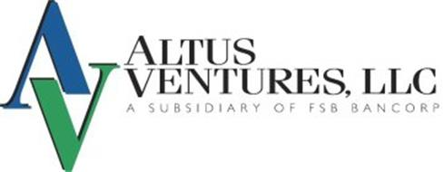 AV ALTUS VENTURES, LLC A SUBSIDIARY OF FSB BANCORP
