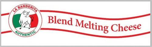 LA BANDERITA AUTHENTIC BLEND MELTING CHEESE