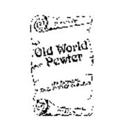 OLD WORLD PEWTER THE AUTHENTIC. REAL PEWTER COLLECTION HANDCRAFTED LEAD FREE