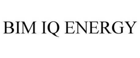 BIM IQ ENERGY