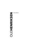 OLEHENRIKSEN BALANCE
