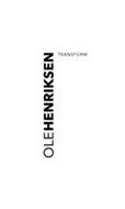 OLEHENRIKSEN TRANSFORM