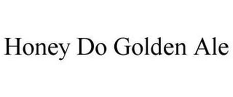 HONEY DO GOLDEN ALE