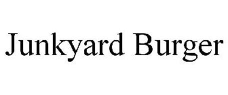 JUNKYARD BURGER