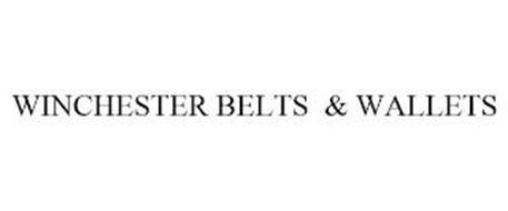 WINCHESTER BELTS & WALLETS