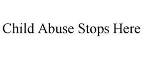 CHILD ABUSE STOPS HERE