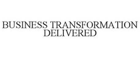BUSINESS TRANSFORMATION DELIVERED