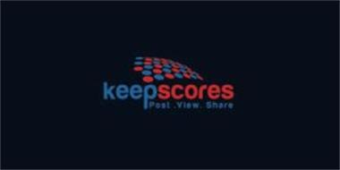 KEEPSCORES POST.VIEW.SHARE.