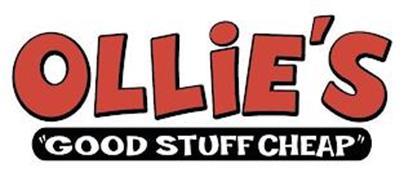 "OLLIE'S ""GOOD STUFF CHEAP"""