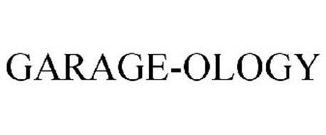 GARAGE-OLOGY