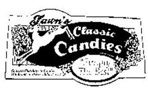 "FAWN'S CLASSIC CANDIES ""SIMPLY THE BEST"" GOURMET CHOCOLATES & CANDIES HANDMADE IN WEISER, IDAHO 83672"