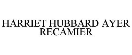 HARRIET HUBBARD AYER RECAMIER