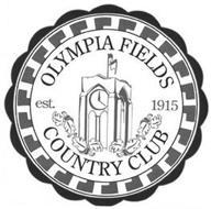 OLYMPIA FIELDS COUNTRY CLUB EST. 1915