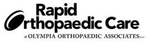 RAPID ORTHOPAEDIC CARE AT OLYMPIA ORTHOPAEDIC ASSOCIATES PLLC
