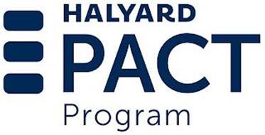 HALYARD PACT PROGRAM