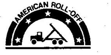 Image result for american roll off logo