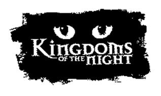 KINGDOMS OF THE NIGHT