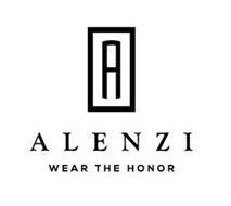 A ALENZI WEAR THE HONOR