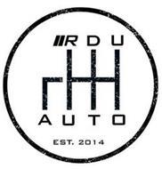 RDU AUTO EST. 2014