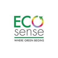 ECO SENSE WHERE GREEN BEGINS