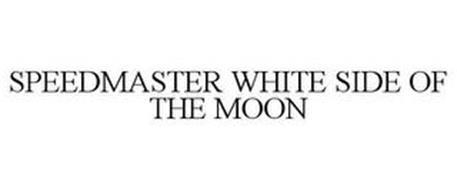 SPEEDMASTER WHITE SIDE OF THE MOON