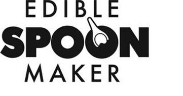 EDIBLE SPOON MAKER