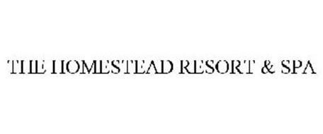 THE HOMESTEAD RESORT & SPA