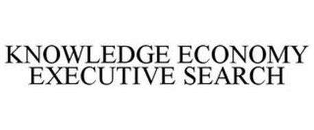 KNOWLEDGE ECONOMY EXECUTIVE SEARCH
