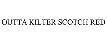 OUTTA KILTER SCOTCH RED