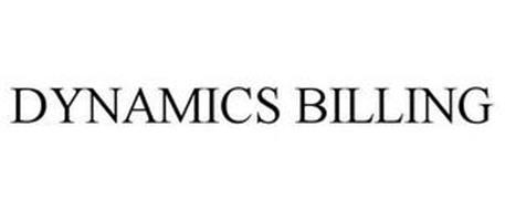 DYNAMICS BILLING