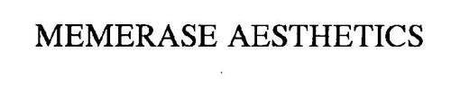 MEMERASE AESTHETICS